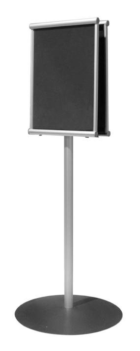 Pg 21 Scroll Frame Stand Mounted Double Sided Portrait