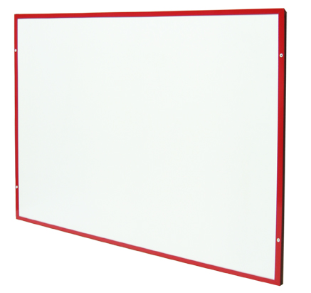 Pg 24 FLAT Frame  Red PC & Drywipe